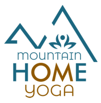 Mountain Home Yoga Logo